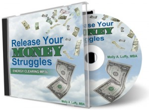 Release Your Money Struggles Energy Healing